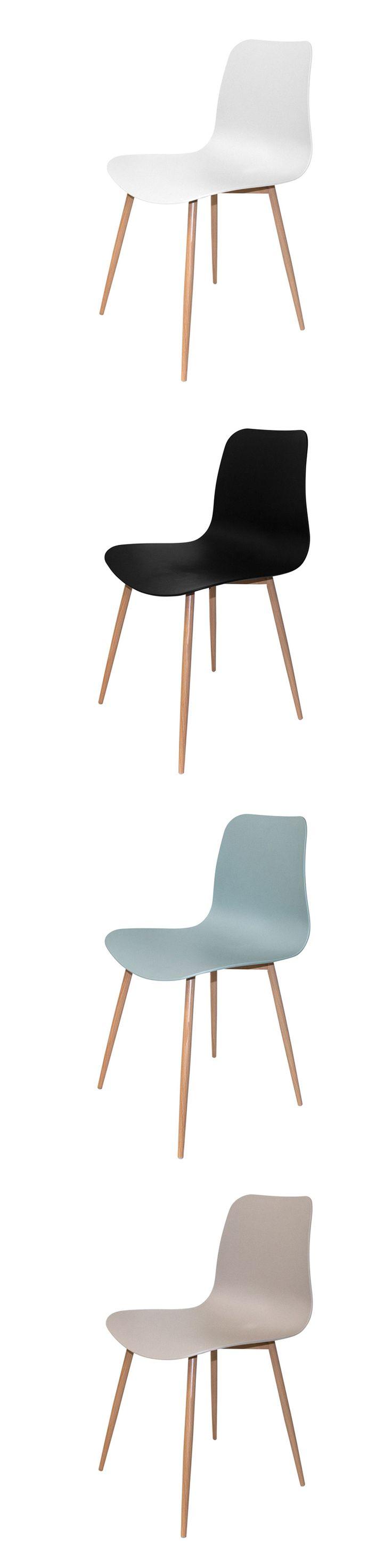 Silla Lebah disponible en 4 colores: blanco, negro, aguamarina y arena | 35,60 €