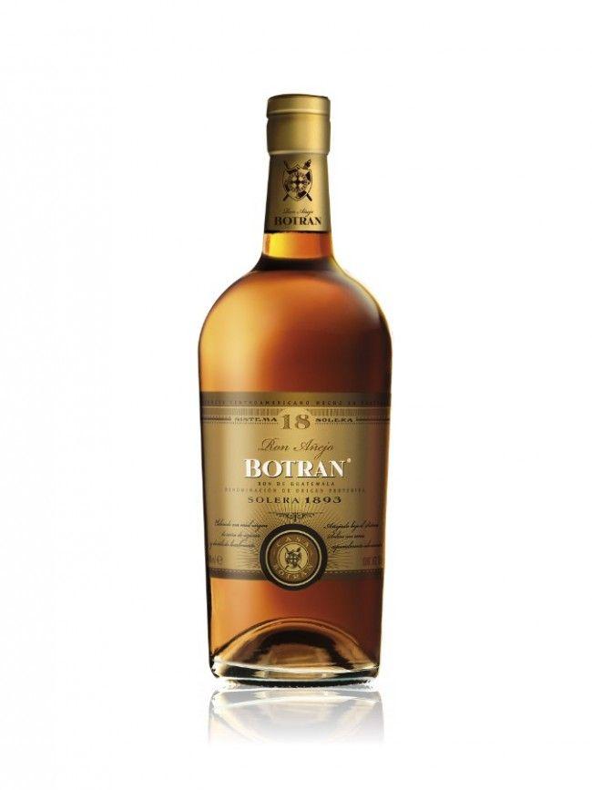 Rhum Botran 18ans - 45€
