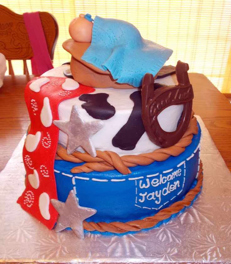 baby showers theme baby shower baby shower cakes baby ideas cowboy