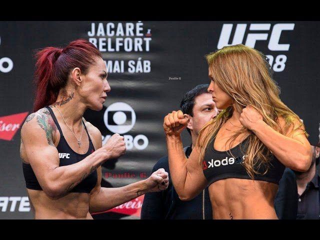 Cris Cyborg: Ronda Rousey necesitará cirugía en la cara después de nuestra pelea