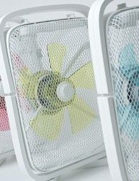 : BDCI (www.bdci.co.kr) design partner - Hwasung Yoo's box fan #boxfan #design #productdesign