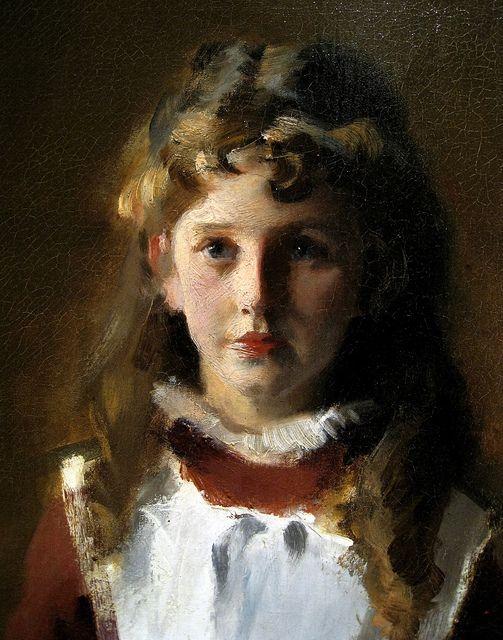 Pintura a óleo sobre tela de John Singer Sargent