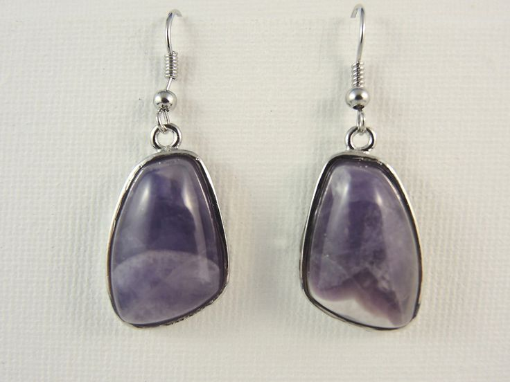 Gemstone Earrings $4.95