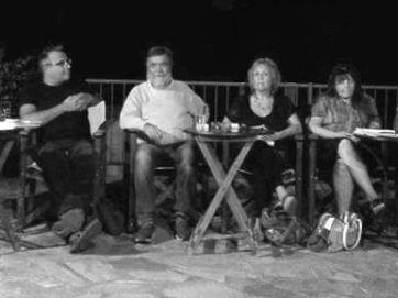 Μία ιδιαίτερη συνάντηση αφιερωμένη στην ποίηση και την ποιητική δημιουργία σε καιρούς κρίσης είχαν την ευκαιρία να παρακολουθήσουν όσοι κατάφερ...