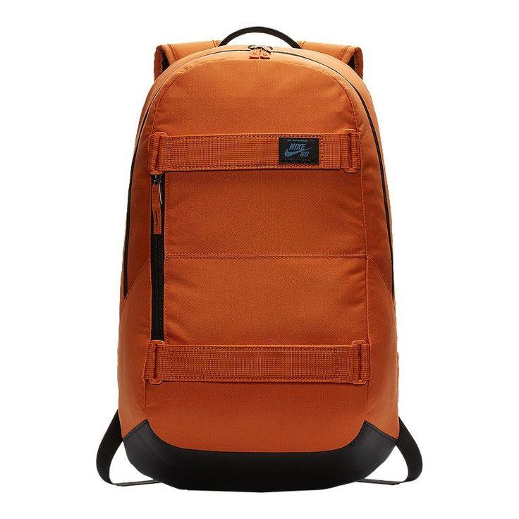 Nike sb courthouse backpack cinder orange in 2020