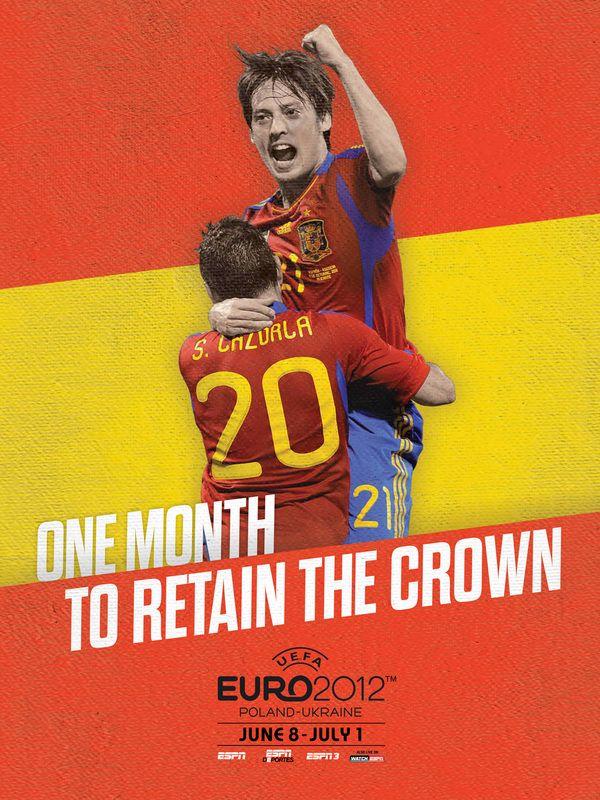 #Euro2012 #Spain #ESPN