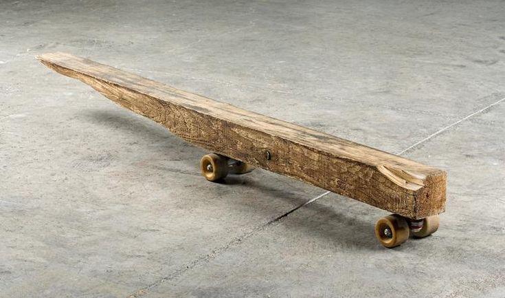 abraham cruzvillegas - Artists -Wood steel plastic