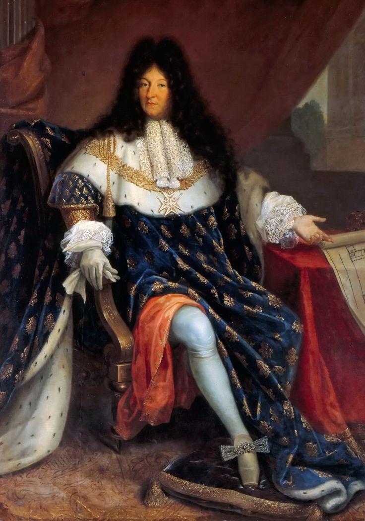 """Louis XIV of France / Rey Luis XIV de Francia """"Rey Sol"""" 3"""