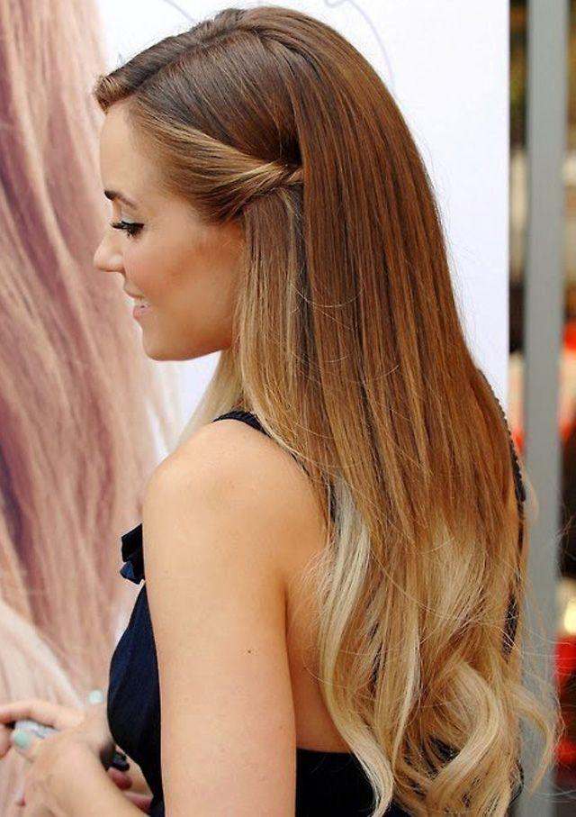 Perfect! @LaurenConrad #hairenvy #love