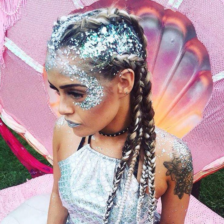 Silver glitter                                                                                                                                                                                 More