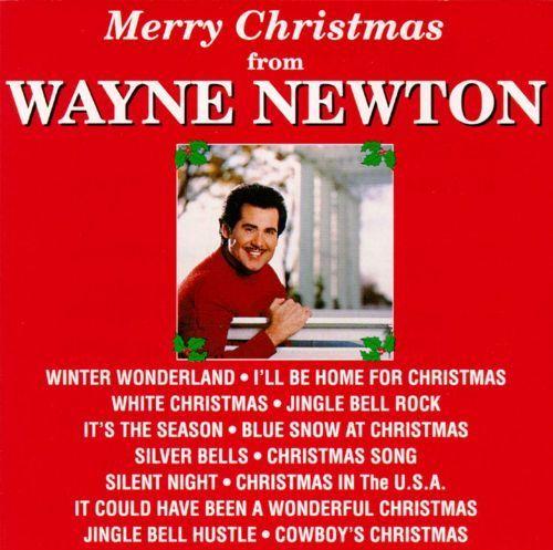 Merry Christmas from Wayne Newton [CD]