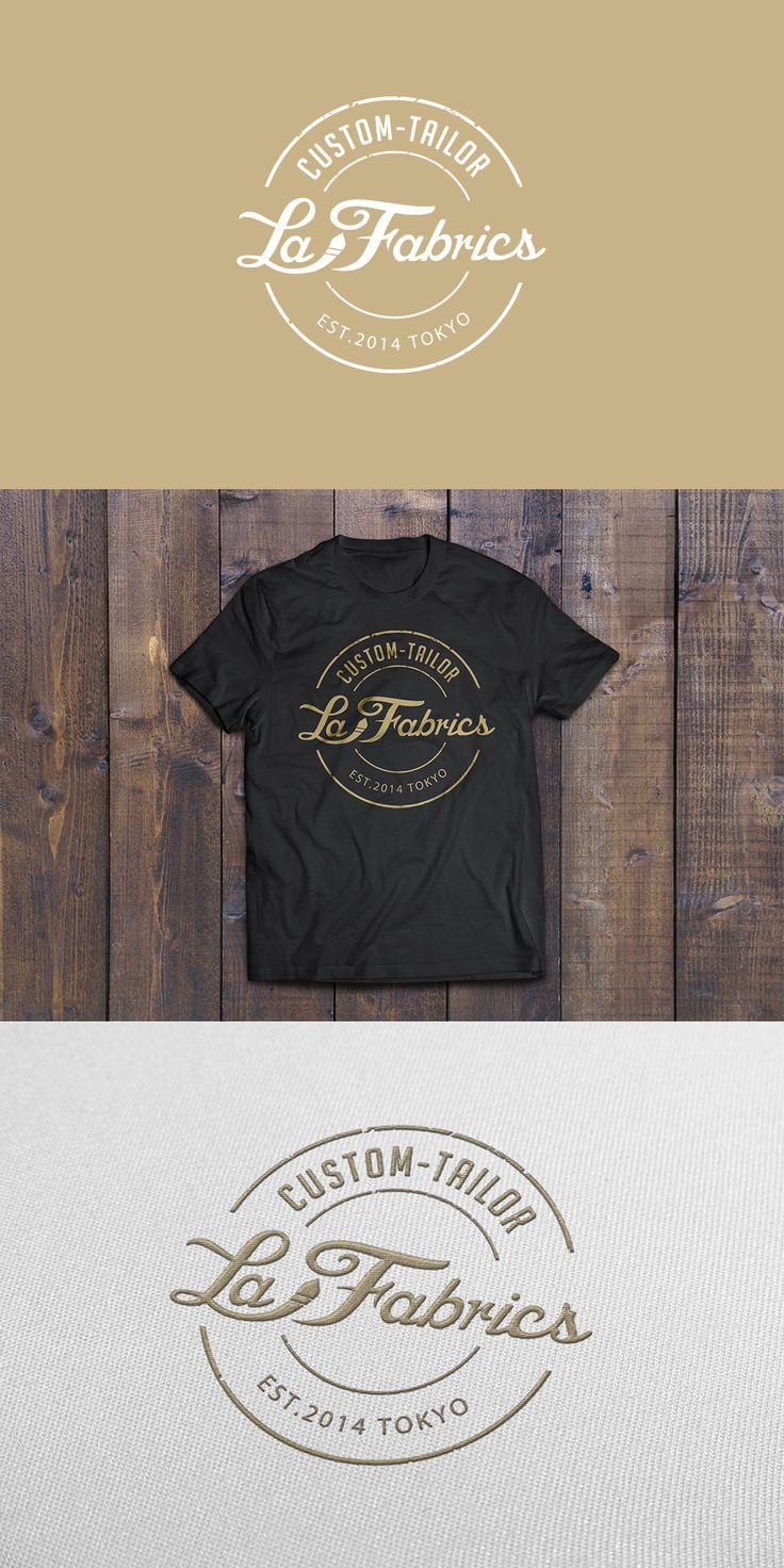 22 brilliantly creative t shirt designs jump in shirt - La Fabrics By Duminda Via Creattica Branding Designdesign Logosgraphic Designbusiness Designweb Inspirationshirt Designsdigital Artt
