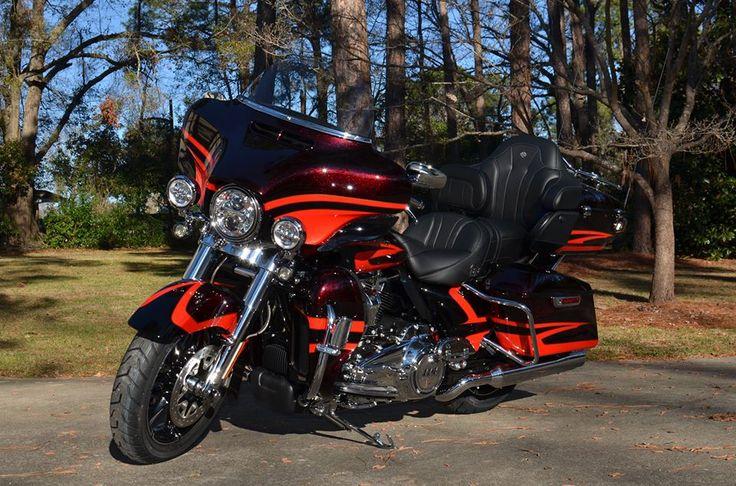 Harley-Davidson CVO Limited Screaming Eagle   #cvo #Eagle #Harley-Davidson #limited #Screaming