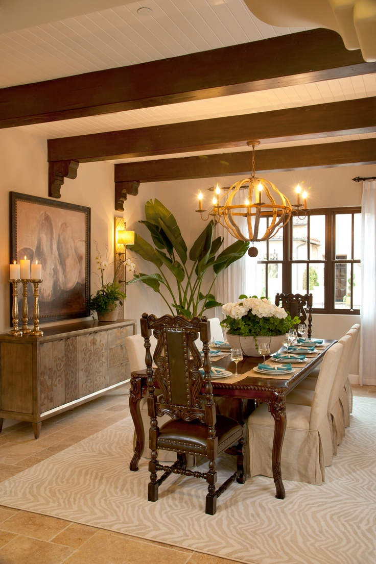 Plan 2 Dining Room At Arista The Crosby By Davidson Communities Interior Design