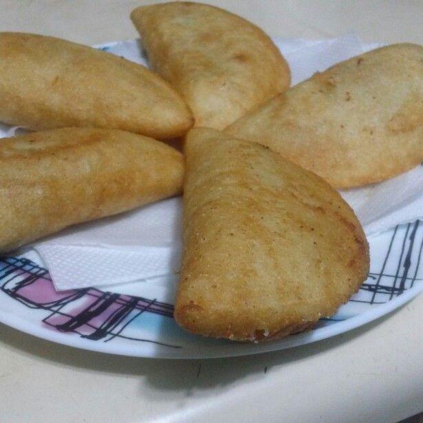 Empanadas.