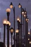 Street lights, on my street growing up, when they came on we had to go inside