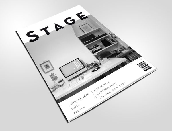 Rapport de stage by Coline Longchamp, via Behance | Cover | Pinterest ...