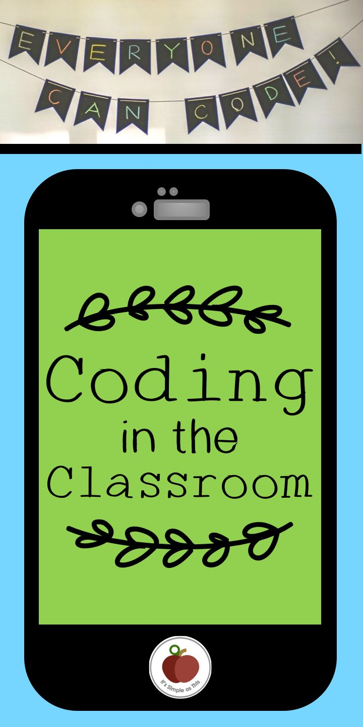 Coding in the Classroom: Getting Started – I know what you're wondering… which coding tool is right for your classroom and why is it worth impleme…