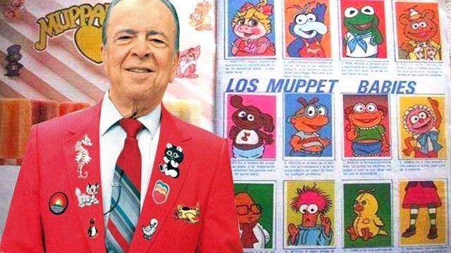 """El Tío Gamboin, que amenizó las tardes de los niños en México, y sus fanfarrias para los cumpleañeros y su frase de """"No me fallen amiguitos, no me fallen"""" (Fui una de sus sobrinas, envíe cartita y todo)"""