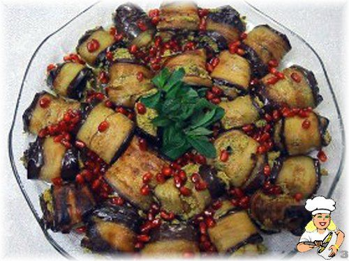 Gürcü Patlýcaný - Yemek Tarifleri - m.lezzetler.com
