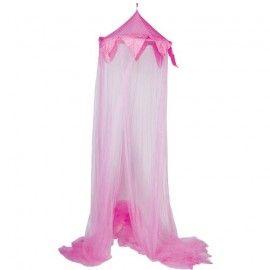 Klamboe Roze Prinses Polkadots | Accessoires Kinderkamer | 4KidsNederland - verkleedkleren - tassen - speelgoed