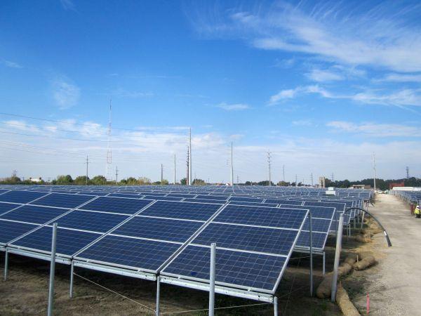 Champaign County Board Approves 1200 Acre Solar Farm Near Sidney Illinois Public Media Solar Panels Best Solar Panels Solar Panel Cost