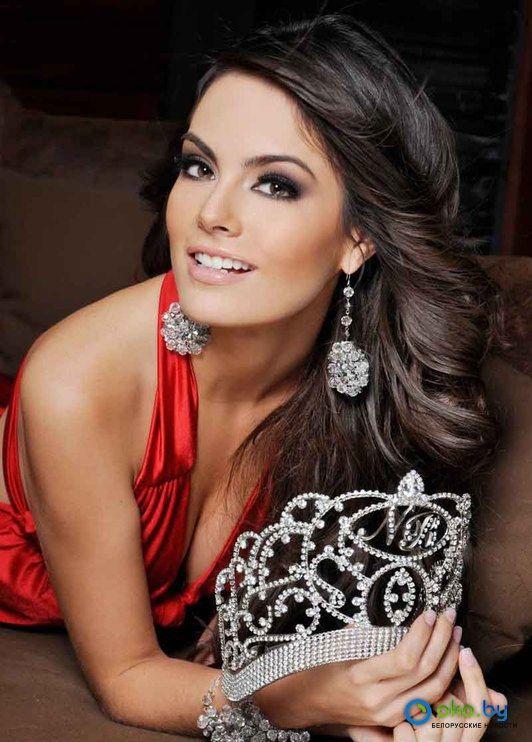 Химена Наваррете — Мисс Вселенная 2010