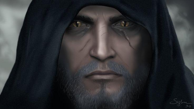 Geralt of Rivia by Sighne.deviantart.com on @DeviantArt