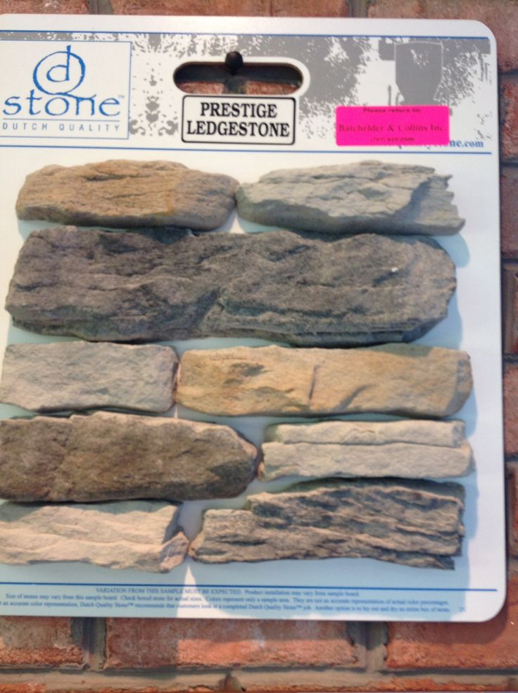 Dutch Quality Prestige Ledgestone Stone Facing Home