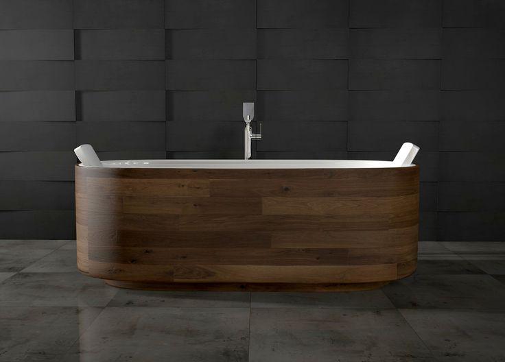 Ravon Modern Wood to wanna wolnostojąca polskiej marki Ravon, która wykonuje wysokiej jakości wanny wolnostojące.