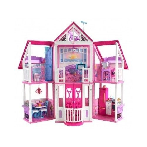 41 Best Images About Barbie Dollhouses Pools On Pinterest