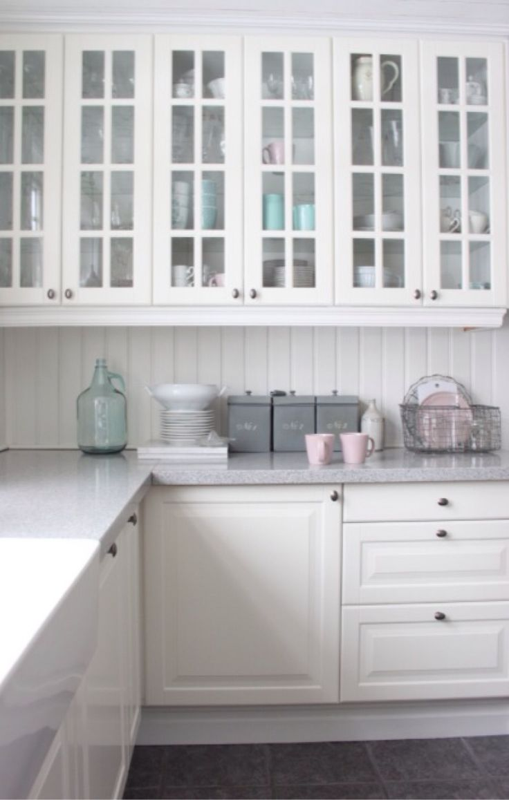 11 best images about ikea bodbyn on pinterest gray glass cabinets and drawers - Most popular ikea kitchen cabinets for more functional workspace ...