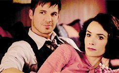 The way he looks at her! I can't handle the cuteness!