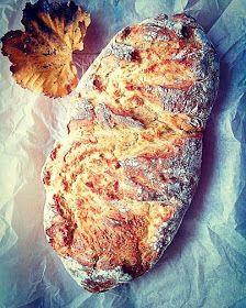 "Elpida's Little Corner!: "" Χωρίς Ζύμωμα το εύκολο ψωμί """