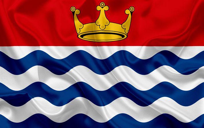 Lataa kuva County Suur-Lontoo Lipun, Englanti, liput englanti maakunnat, Lipun Suur-Lontoo, Britannian County Liput, silkki lippu, Suur-Lontoo