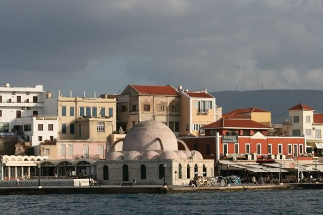 Chania old town, Western Crete
