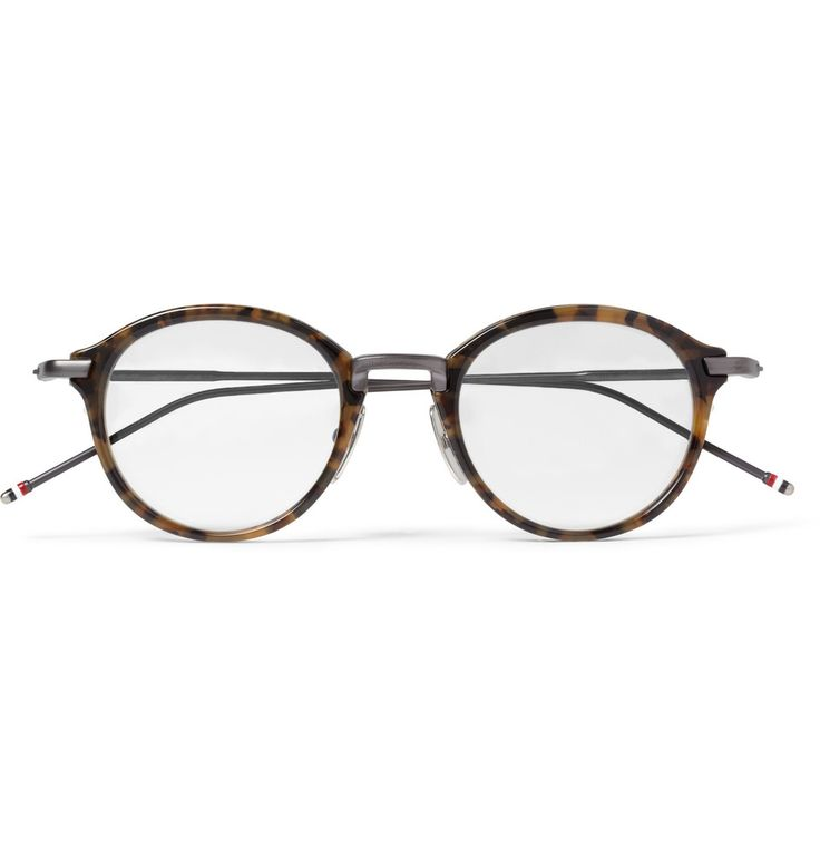 PRODUCT - Thom Browne - Round-Frame Optical Glasses - 429592 | MR PORTER