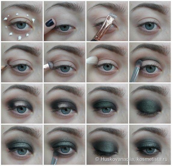 За мои зеленые глаза — Отзывы о косметике — Косметиста