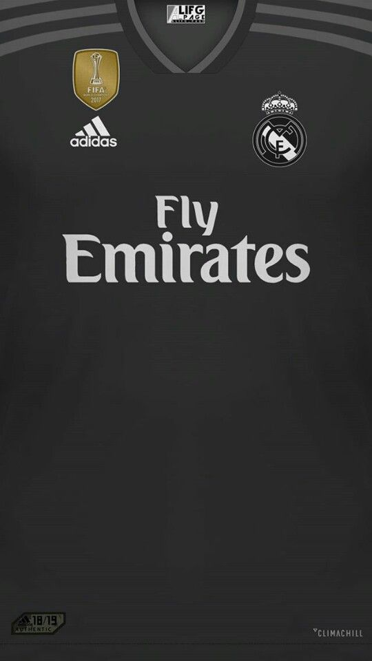 Real Madrid Away Kit 2018 2019  b53a15baf