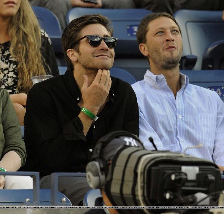 Jake Gyllenhaal & Ebon Moss-Bachrach