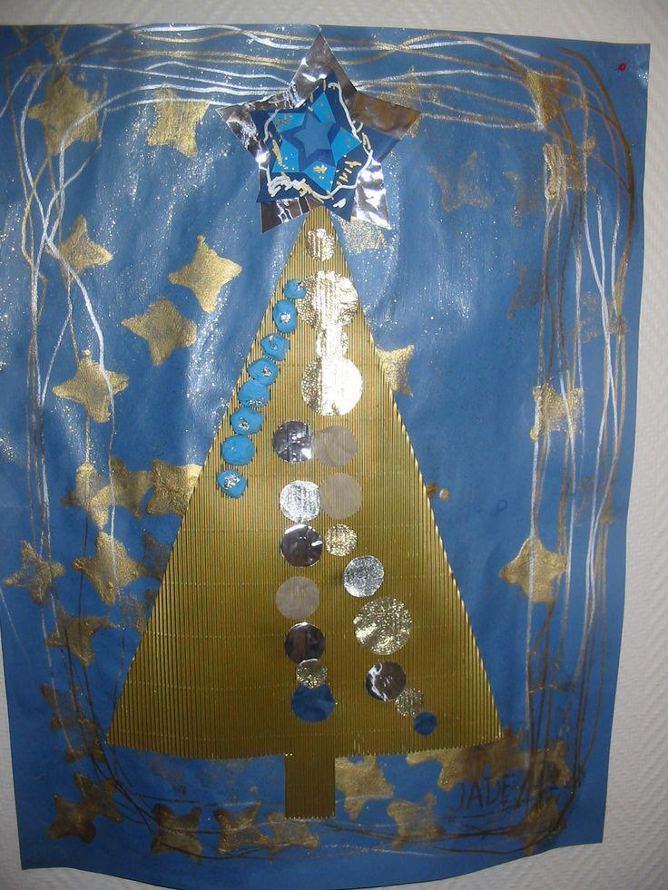 Decoration Noel Cd Maternelle