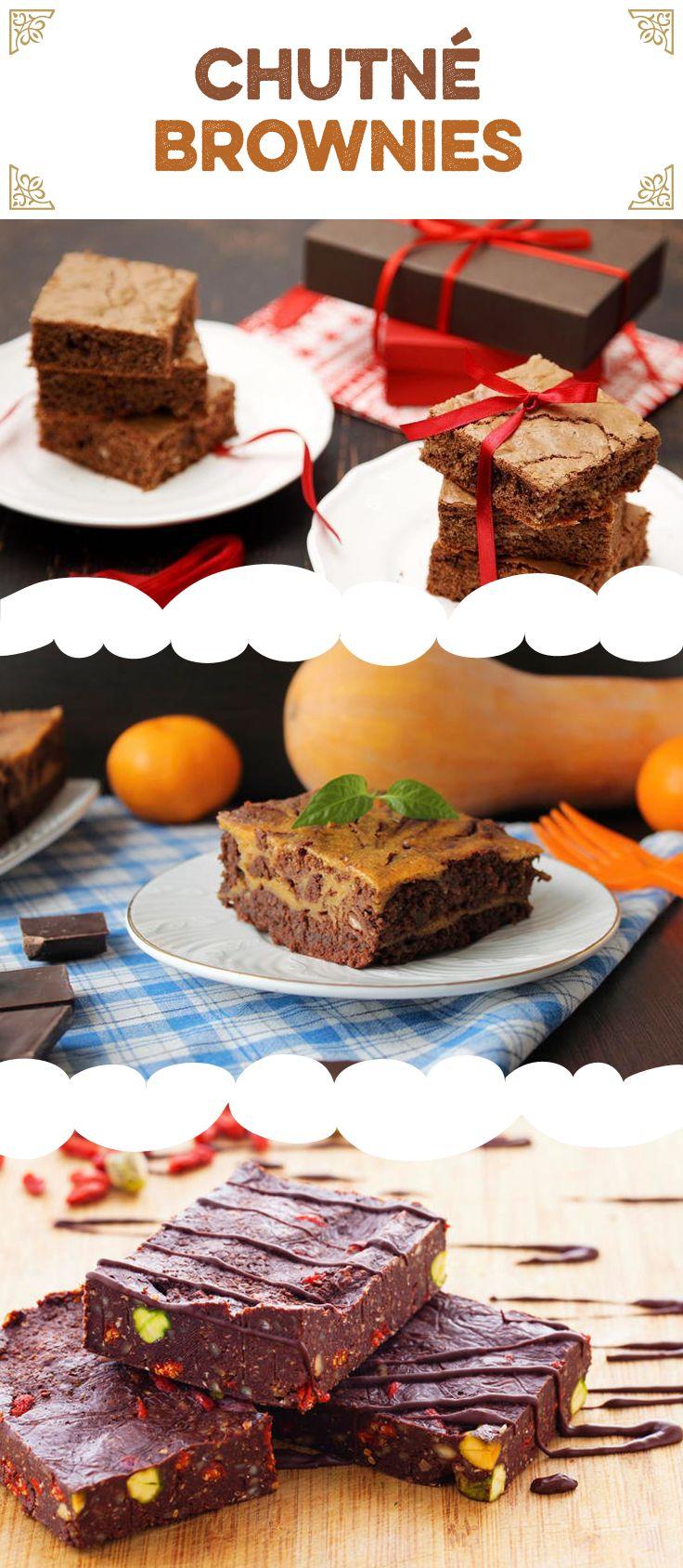 Chutné Brownies