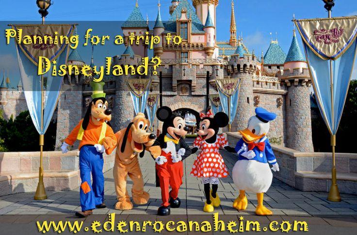 Planning for a trip to #Disneyland? Visit Eden Roc Inn & Suites in Anaheim for Best #hotels near Disneyland. Book your stay today.