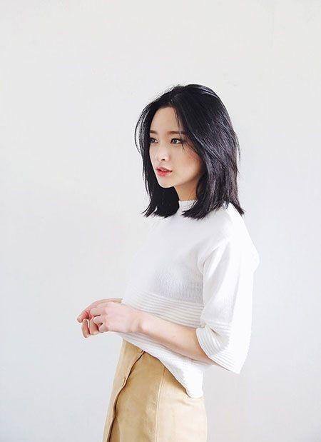 Asiatische #Short #Hairtyles