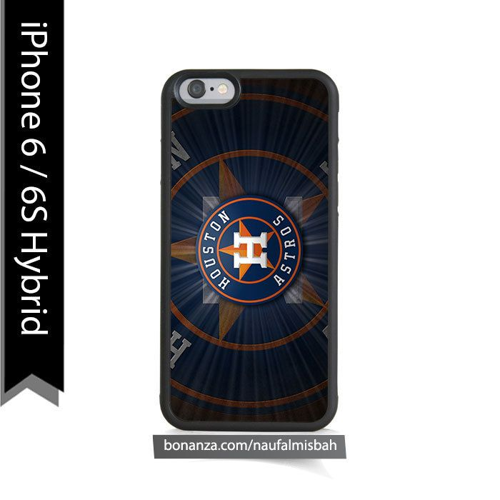 Houston Astros iPhone 6/6s HYBRID Case Cover - Cases, Covers & Skins