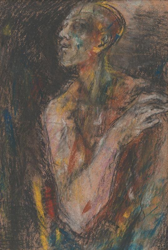 Vincent Hložník: Slepec I:1943