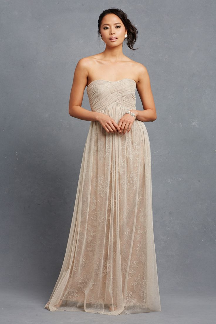521 best donna morgan collection images on pinterest for Donna morgan wedding dresses