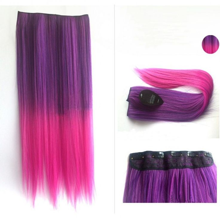 Die besten 25 one piece hair extensions ideen auf pinterest fashion long tow tone one piece straight thick clip in hair extensions hair wigs tps pmusecretfo Gallery