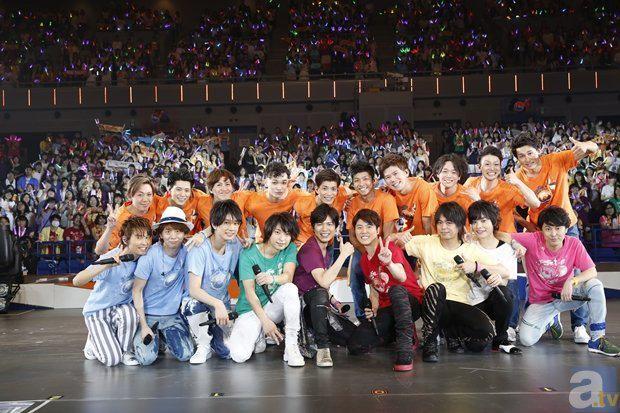 """Kiramune members gathered! """"Kirafesu 2015"""" [May 10, 2015] performance (Tetsuya Kakihara, Hiroshi Kamiya, Hiroyuki Yoshino)"""