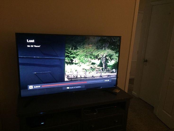 Beautiful 50 Inch Tv On Wall